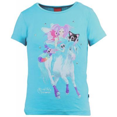 YLVIS WORLD T-Shirt in blau by Püttmann
