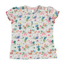 bfc babyface Kurzarm Shirt mit bunten Vögel