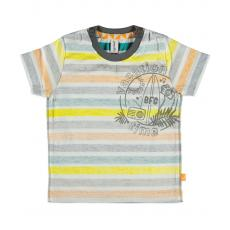 bfc babyface bunt geringeltes T - Shirt Vacation Time