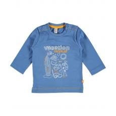 bfc babyface blaues Langarmshirt für Jungs 1641