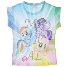 name it mini My little Pony Shirt mit Glitzer nitMLP