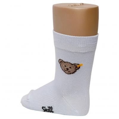 Steiff Jungen Socken mit Bär 20608 Hellblau