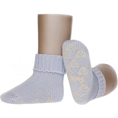Steiff Jungen Stricksocken Stoppersocken 20603 Winter Sky