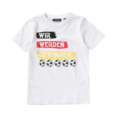 blue seven Fußball Shirt WM 802104 Weiß