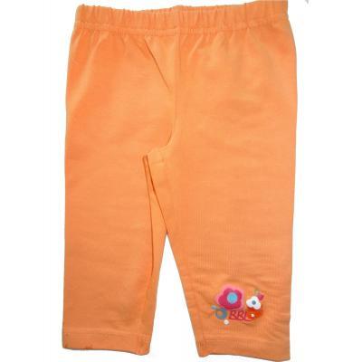 boboli Baby Hose in orange Gr. 74