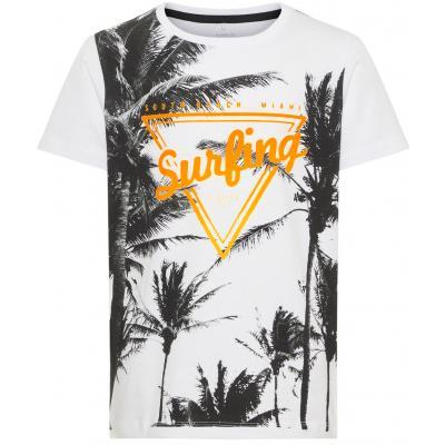 name it T-Shirt nkmZATO Black Neon