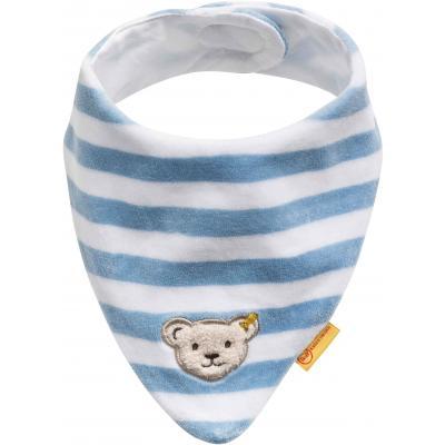 Steiff Baby Dreieckstuch 21226 Blau