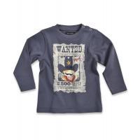 blue seven Shirt Sheriff 977502 blau