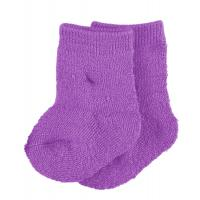 name it Baby Mädchen Wollsocken Wak Wool orchid