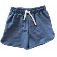 Top Model einfarbige Shorts 85071 denim blau