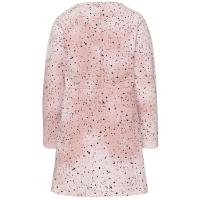 name it Sweat Kleid nitKIMMI in rosa