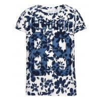 name it Mädchen T-Shirt Blau nitHELENA