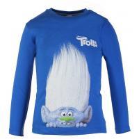 Trolls Langarmshirt 81200 Blau