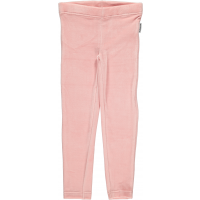 maxomorra Leggings GOTS zertifiziert Dusty Rose