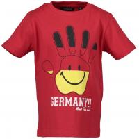 blue seven Fußball Shirt WM 802104 Rot