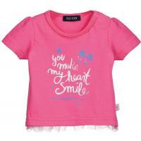 blue seven Baby Mädchen T-Shirt 401019 Pink