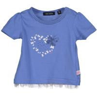 blue seven Baby Mädchen T-Shirt 401019 Blau