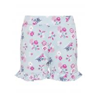 name it leichte Shorts nkfVIGGA blau geblümt