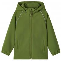 name it Softshell Übergangsjacke Magic nkmALFA Grün