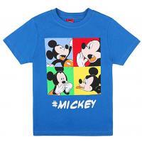 Disney Jungen T Shirt Kurzarm Mickey Mouse