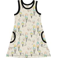 meyadey by maxomorra Tank Kleid Ice Cream