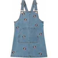 name it Minnie Mouse Jeans Kleid nmfMINNIE