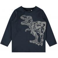 name it Jungen Langarm Shirt Dinosaurier nmmOLLA