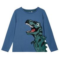 name it Jungen Langarm Shirt Dinosaurier nmmOFUN