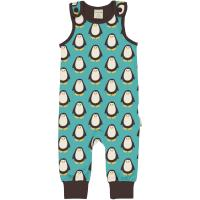 maxomorra Strampler Playsuit PENGUIN
