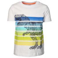 BLUE SEVEN Kurzarm Shirt Dinosaurier