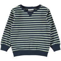 name it leichtes Sweatshirt geringelt nmmKALVIN