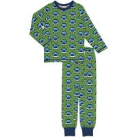 maxomorra Schlafanzug mit Autos Pyjama CAR