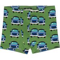 Maxomorra Jungen Unterhose mit Autos Boxer Shorts CAR