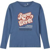 name it Jungen Langarm Shirt nkmVICTOR Bering Sea